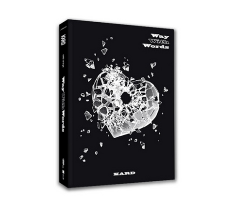 KARD - Single Album Vol. 1 : Way With Words (Korean Edition)