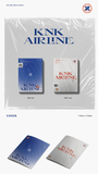 KNK - Mini Album Vol. 3 : KNK AIRLINE (Korean Edition)