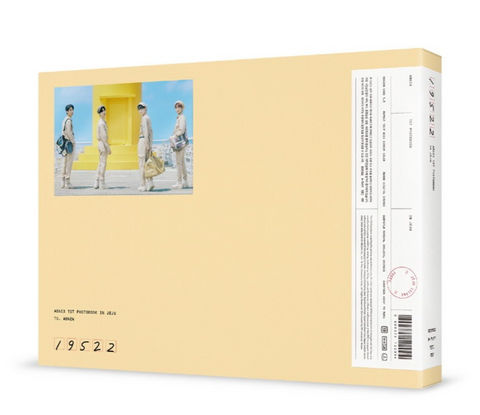 AB6IX - 1st Photobook in JEJU 19522 (PHOTOBOOK) (Korean Edition)