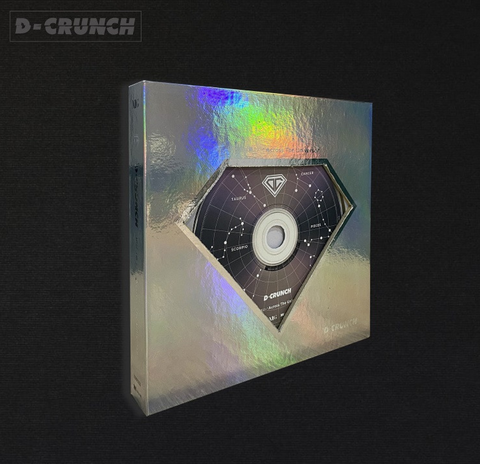 D-CRUNCH - Mini Album : Across The Universe (Korean Edition) FREE POSTER *