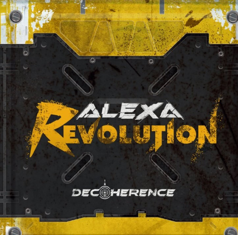AleXa - Mini Album Vol. 2 : Decoherence (Korean Edition)