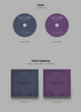 AB6IX - Mini Album Vol. 3 : Salute (Korean Edition)