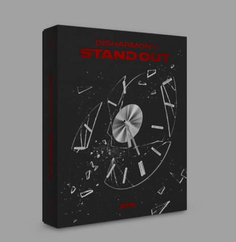 P1Harmony - Mini Album Vol. 1 DISHARMONY : STAND OUT (Korean Edition)