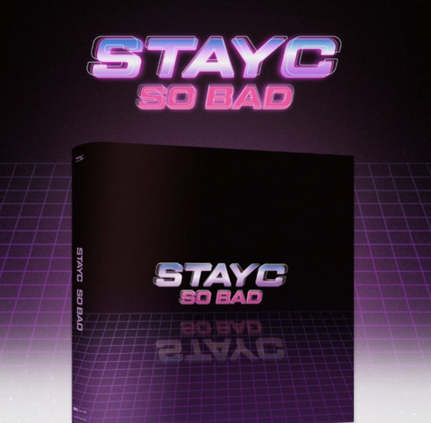 STAYC - Single Album Vol. 1 : Star To A Young Culture (Korean Edition)