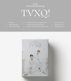 Dong Bang Shin Ki (TVXQ!) - 2021 Season's Greetings (Korean Edition)