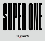 SuperM - The 1st Album : Super One (Korean Edition)