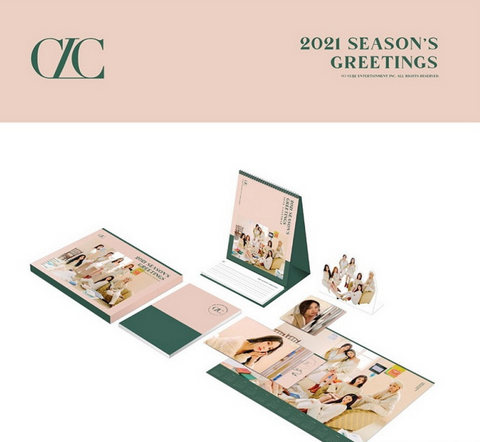 CLC - 2021 Season's Greetings (Korean Edition)