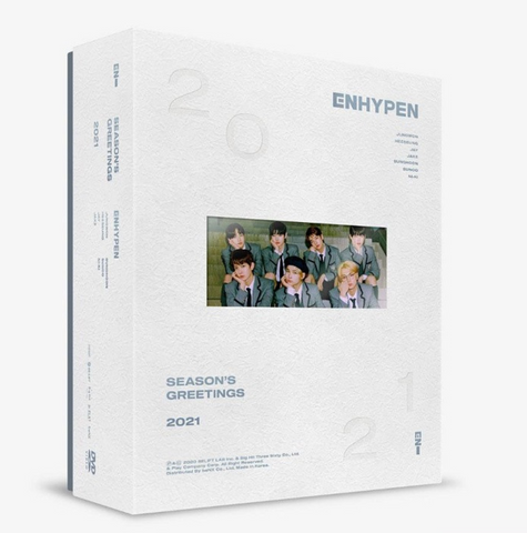 ENHYPEN - 2021 Season's Greetings (Korean Edition)