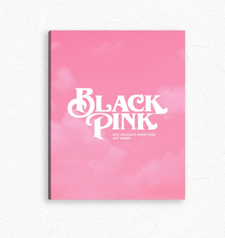 BLACKPINK - 2021 Season's Greetings (Version KiT VIDEO) (Korean Edition)