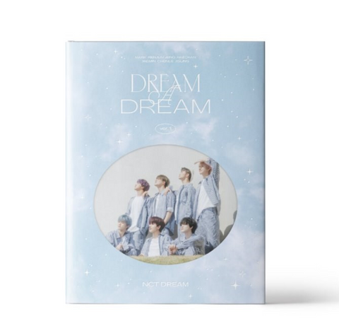 NCT DREAM - DREAM A DREAM (PHOTOBOOK) (Korean Edition)