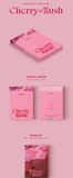 Cherry Bullet - Mini Album Vol. 1 : Cherry Rush (Korean Edition)