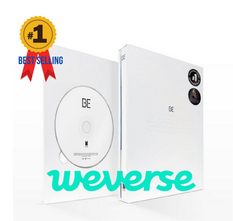 BTS - BE (Essential Edition + Bonus Weverse) (Korean Edition)