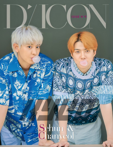 EXO-SC - DICON Vol. 9 - EXO-SC Photobook : YOU ARE SO COOL (+BONUS) (Japanese Edition)