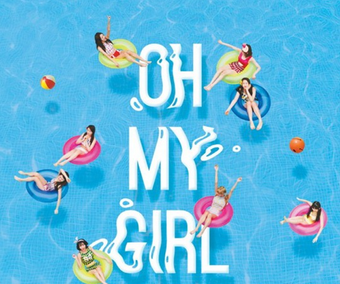 OH MY GIRL - Summer Special Album (Korean Edition)