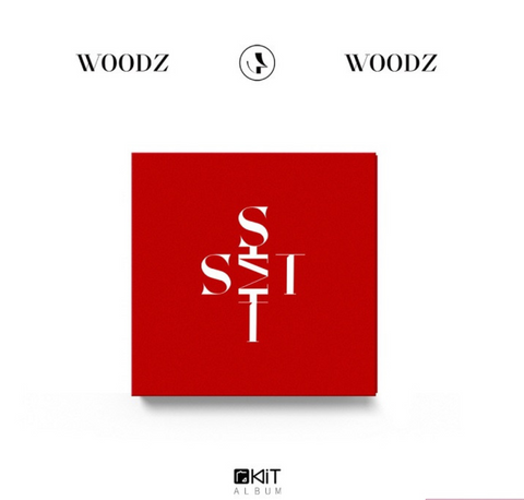 WOODZ - Single Album Vol. 1 : SET (AIR KIT Album) (Korean Edition)