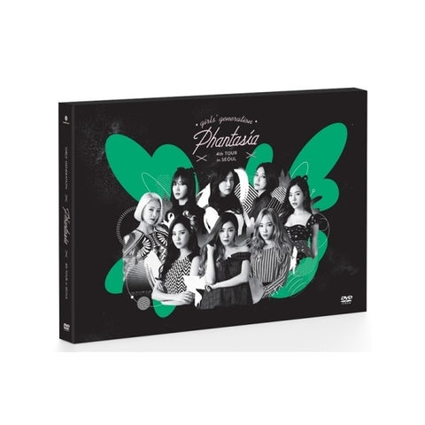 Girls' generation (소녀시대) Girls' Generation 4th Tour - Phantasia in Seoul (2DVD) (Korean)