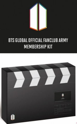 BTS - ARMY MEMBERSHIP KIT (without card) (Korean edition)