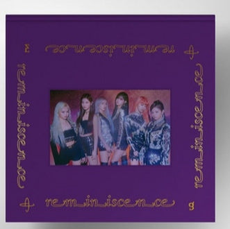 EVERGLOW - Mini Album Vol. 1: reminiscence (Korean edition)