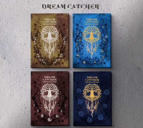 Dreamcatcher Vol. 1 - Dystopia: The Tree of Language (Korean edition)