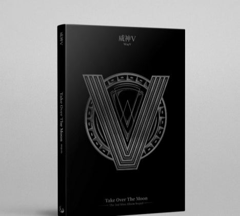WayV - Mini Album Vol. 2: Take Over The Moon - Sequel (Korean edition)