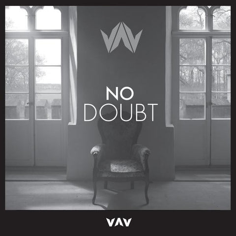 VAV (브이에이브이) Mini Album Vol. 2 Part. 2 - No Doubt (Korean)