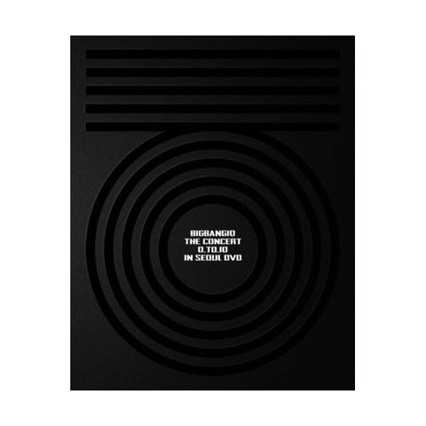 Big Bang (빅뱅) BIGBANG10 THE CONCERT 0.TO.10 IN SEOUL (2DVD + Photobook + Photo Board Set + Badge + Memo Note) (Korea Version)