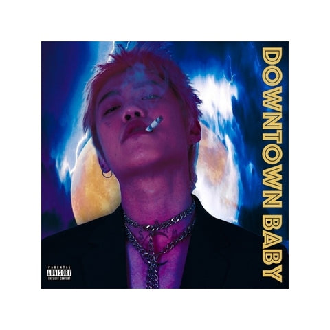 BLOO (블루) 1st EP - Downtown Baby (Korean)