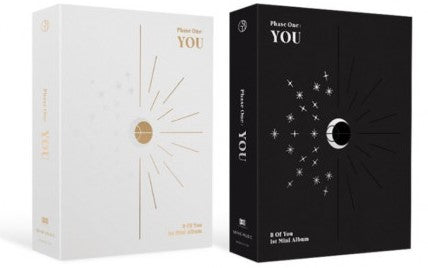 B.O.Y - Mini Album Vol. 1 - Phase One: YOU (Korean edition)