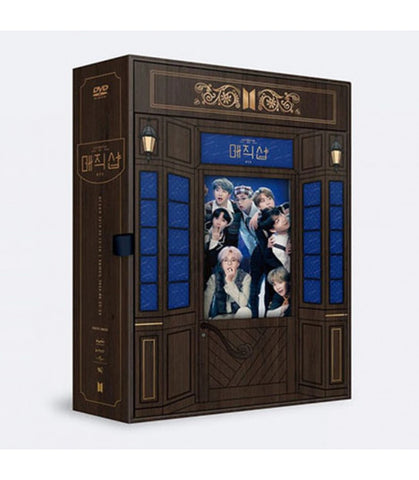 BTS (방탄소년단) BTS 5th MUSTER Magic Shop (4DVD) (Korean edition)