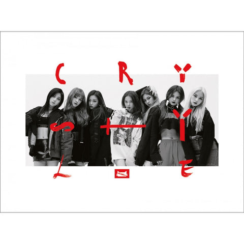 CLC (씨엘씨) Mini Album Vol. 5 - Crystyle (Korean)