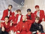 RAINZ (레인즈) Mini Album Vol. 2 - SHAKE YOU UP (Korean)
