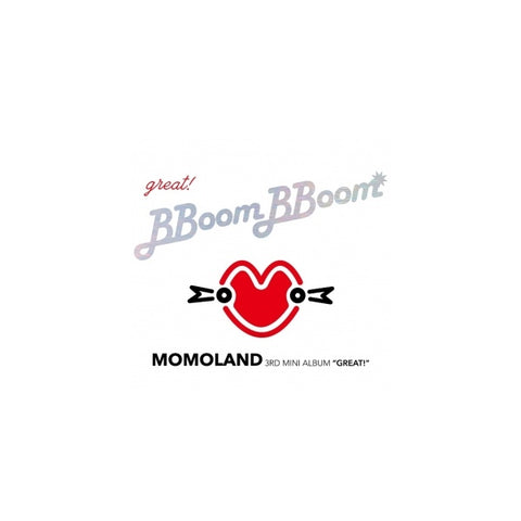 MOMOLAND (모모랜드) Mini Album Vol. 3 - GREAT! (Korean)