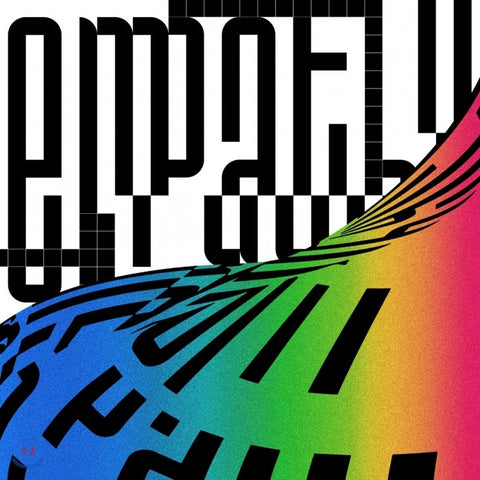 NCT (엔시티) Album NCT 2018 - Empathy (Korean Edition) Random Version Only