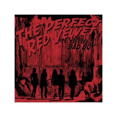Red Velvet (레드벨벳) Vol. 2 Repackage - The Perfect Red Velvet (Korean)