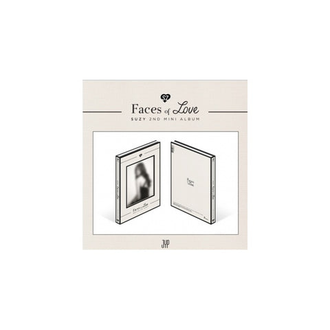 SUZY (수지) Mini Album Vol. 2 - Faces of Love (Korean)