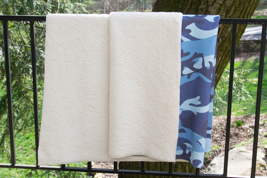 Sherpa Fleece Blanket - Custom Designed