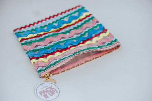 Packed party Zipper Pouches