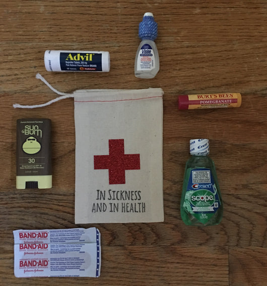 Wedding Recovery Bag