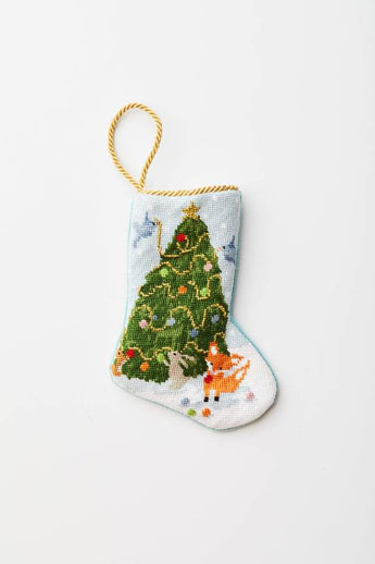 Bauble Stockings - Christmas in the summer!
