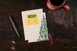 Hatch Show Print Holiday Cards