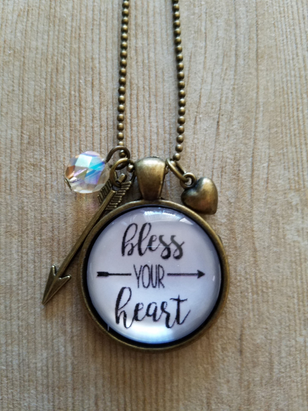 Bless Your Heart - 1
