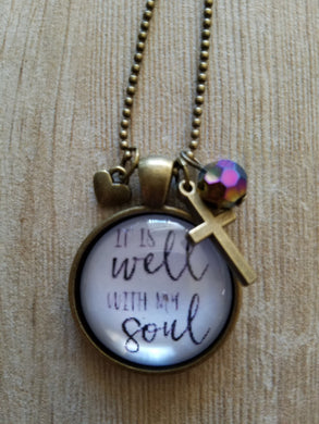 It Is Well With My Soul - Round