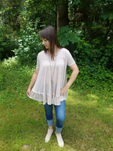 Sheer Luck Tunic