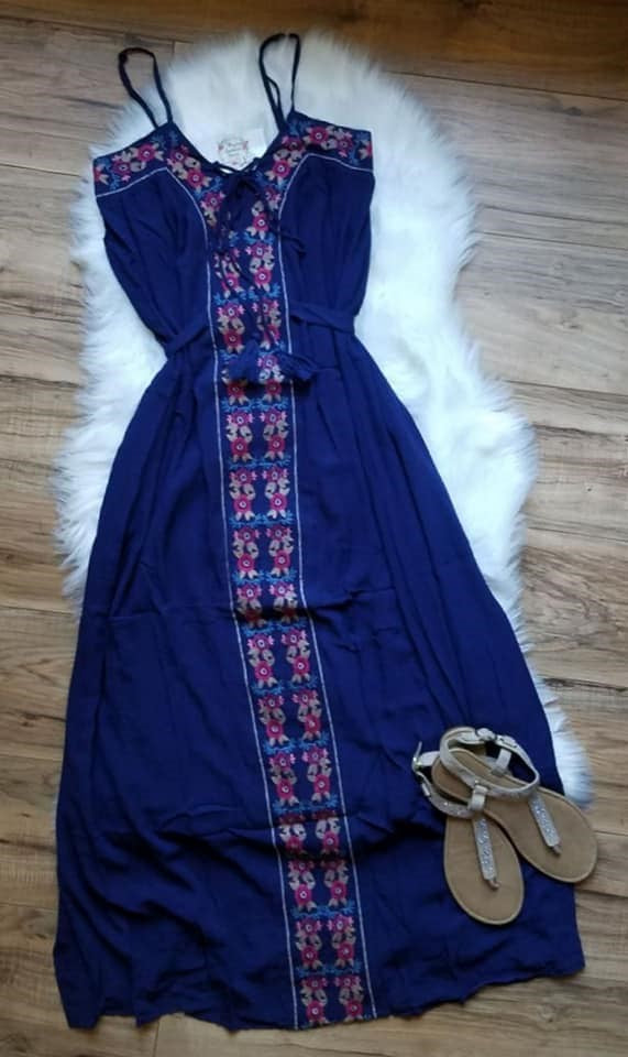 Take My Hand Maxi Dress