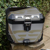 BMW R1250 GSA 2019 Kalamata Panniers & Top Box