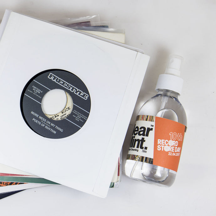 Official Near Mint x Record Store Day Vinyl Solution