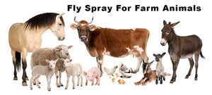 Neem Oil Fly Spray for Farm Animals