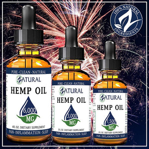 Best Hemp Oil in the USA