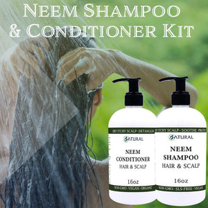 Neem Oil uses for Head Lice