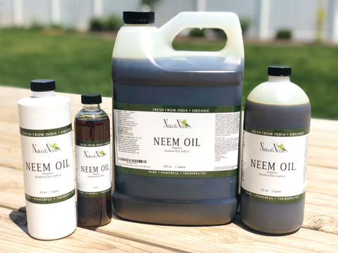 Neem Oil for Warts and Moles
